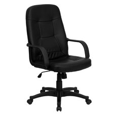 <strong>Flash Furniture</strong> Glove Vinyl Executive Chair