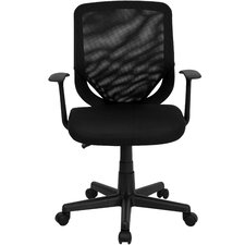 <strong>Flash Furniture</strong> Mid-Back Mesh Office Chair