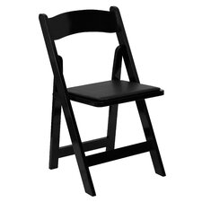 Hercules Series Wood Folding Chair (Set of 24)