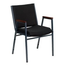 <strong>Flash Furniture</strong> Hercules Series Heavy Duty 3'' Thickly Padded Stack Chair