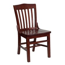 <strong>Flash Furniture</strong> Hercules Series School House Back Side Chair