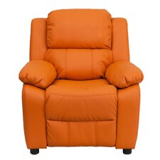 Contemporary Kids Deluxe Recliner