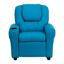 <strong>Flash Furniture</strong> Contemporary Kids Recliner