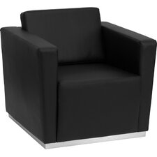 <strong>Flash Furniture</strong> Hercules Trinity Series Leather Chair