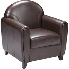 Hercules Envoy Series Leather Chair