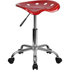 Vibrant Tractor Seat and Stool