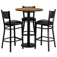 <strong>Flash Furniture</strong> 4 Piece Table Set