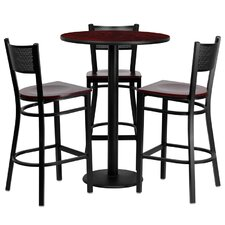4 Piece Table Set