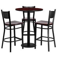 4 Piece Table Set