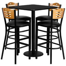 <strong>Flash Furniture</strong> 5 Piece Table Set