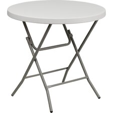 <strong>Flash Furniture</strong> Round Folding Table