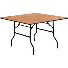 <strong>Flash Furniture</strong> Square Folding Banquet Table