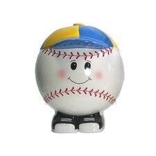 Billy the Baseball Bank
