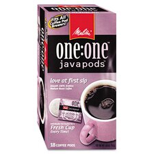 Love At First Sip Coffee Pods, 18 Pods/Box