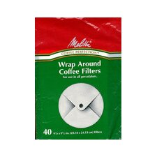 <strong>Melitta</strong> Wrap Around Coffee Filters