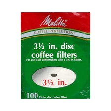<strong>Melitta</strong> Disc Coffeemaker Filters