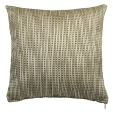 Reggae Stripe Indoor and Outdoor Square Pillow