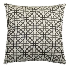 Trellis Outdoor and Indoor Square Pillow