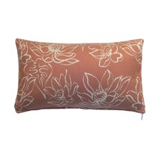 Magnolia Indoor and Outdoor Lumbar Pillow