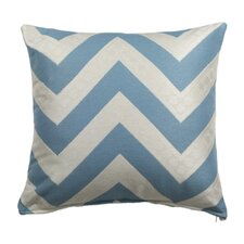 Blockhead Indoor and Outdoor Square Pillow