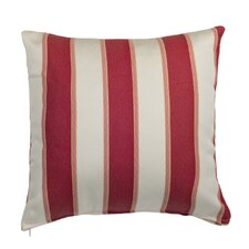 Buffalo Stripe Outdoor and Indoor Square Pillow