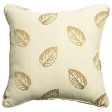 <strong>Mastercraft Fabrics</strong> Outdoor/Indoor Vibrant Falling Leaf Pear Pillow