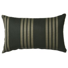 Outdoor/Indoor Vibrant Neptune Stripe Pillow