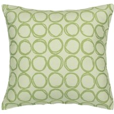 Outdoor Scribble Pillow