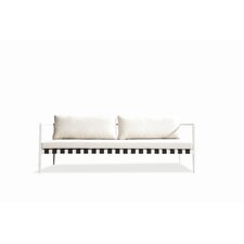Pier Deep Seating Sofa with Cushions