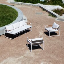 <strong>Harbour Outdoor</strong> Breeze Deep Seating Group with Cushion