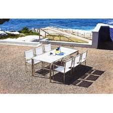 <strong>Harbour Outdoor</strong> Soho 7 Piece Dining Set