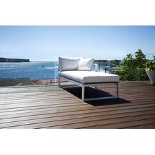<strong>Harbour Outdoor</strong> Piano Chaise Sofa Cushion Set