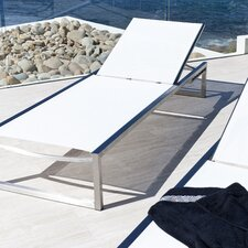 <strong>Harbour Outdoor</strong> Soho Sun Chaise Lounge