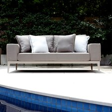 <strong>Harbour Outdoor</strong> Balmoral Deep Seating Sofa with Cushions