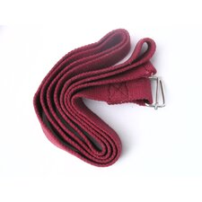 Yoga Strap with Cinch / Buckle