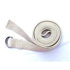 Yoga Strap with D-Ring