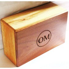 Yoga Block in Teak