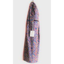 Saree Fabric Yoga Mat Bag
