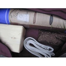 Yoga Practice Kit Set in A Bag