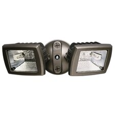 300 Watt Halogen Twin Head Floodlight