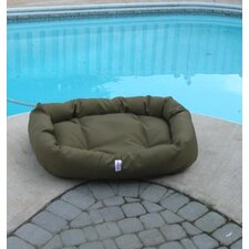 Outdoor Foam Dog Bed