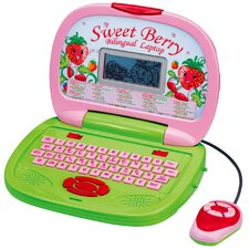 Sweet Berry Bilingual Laptop