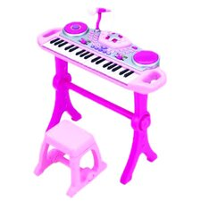 Keyboard Rock Star Set in Pink