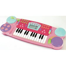 Sing Along Pink Magic Keyboard in Concert