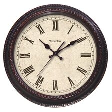 "Oversized Classic 20"" Wall Clock"