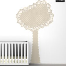 <strong>LittleLion Studio</strong> Black Label Eyelet Tree Wall Decal