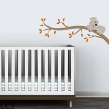 Koala Branch I Wall Decal