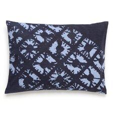 Shibori Batik Decorative Pillow