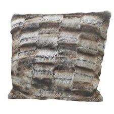 Seduction Wrapture Faux Fur Throw Pillow
