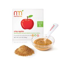 Crisp Apples Baby Food Packet - 2 Boxes of 8 Pack